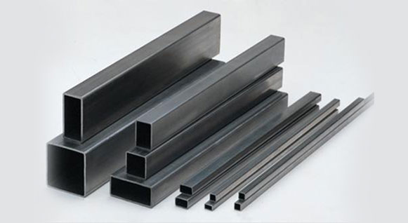professional supply square rectangular steel pipe