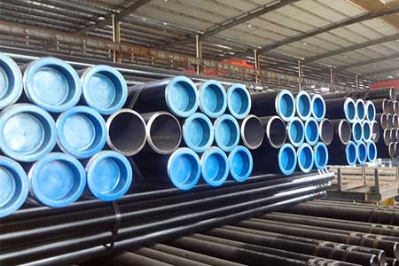 Low and medium pressure boiler pipes