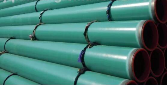 FBE powder coating steel pipe plastic coating
